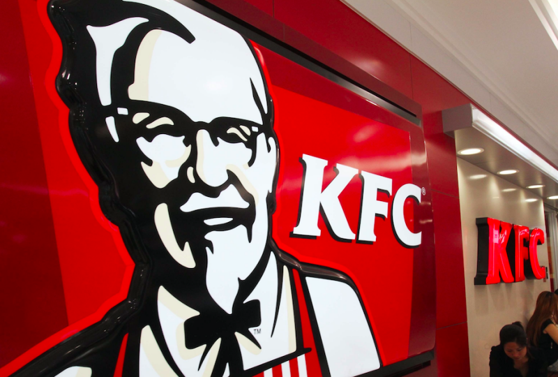 SUBMIT YOUR CV TO KFC